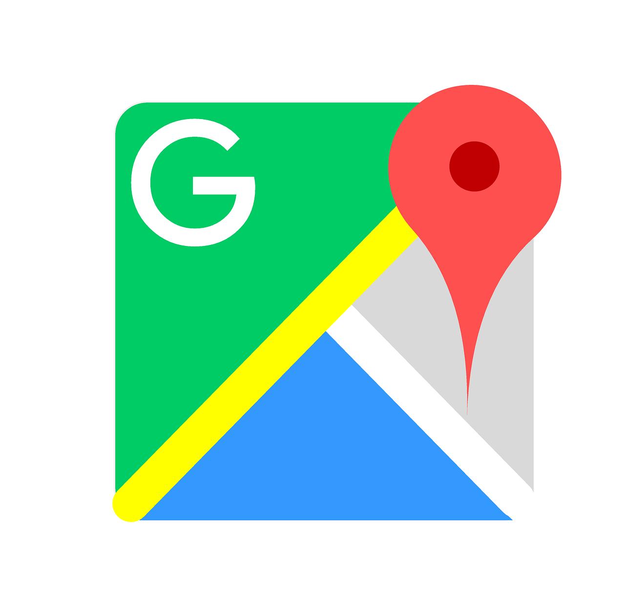 google maps, navigation, gps