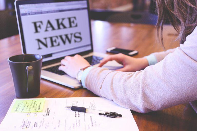 fake news, hoax, press